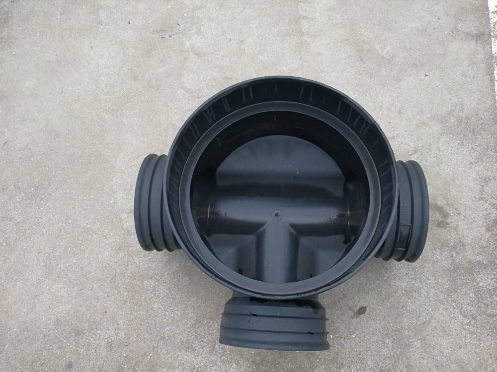 塑料检查井井座安装注意事项