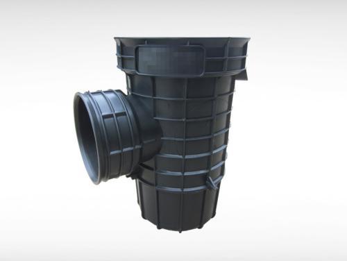 成都塑料检查井里面沉泥井和流槽井是什么?