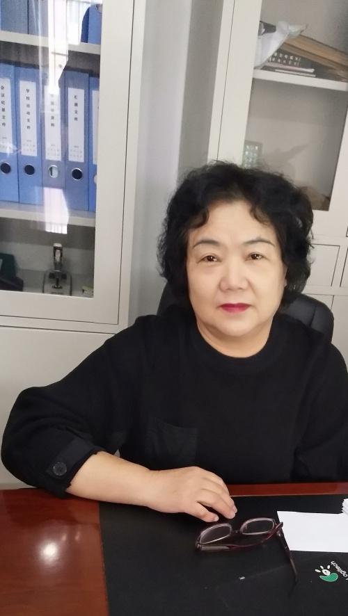 朱玉清(财务总监)