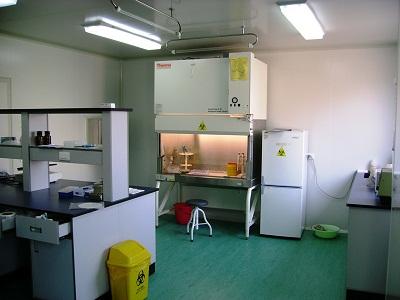 P2实验室净化工程