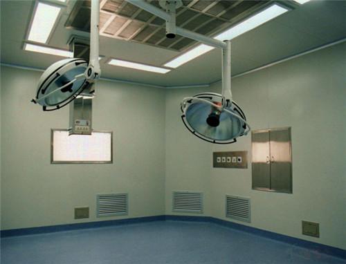 甘肃医院手术室净化工程