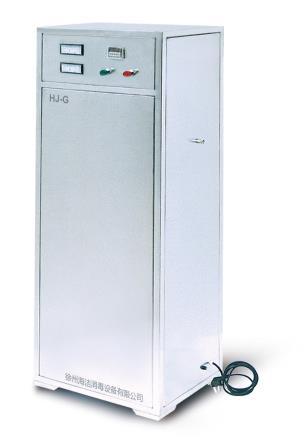 HJG外置管道消毒臭氧发生器