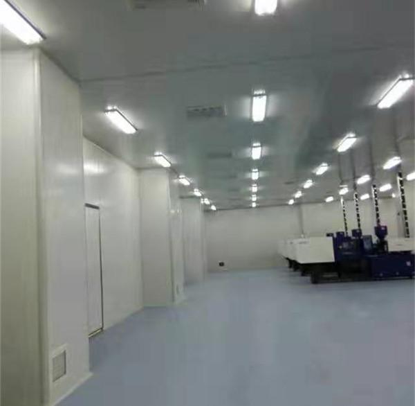 药品生产车间