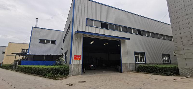 工厂外部环境