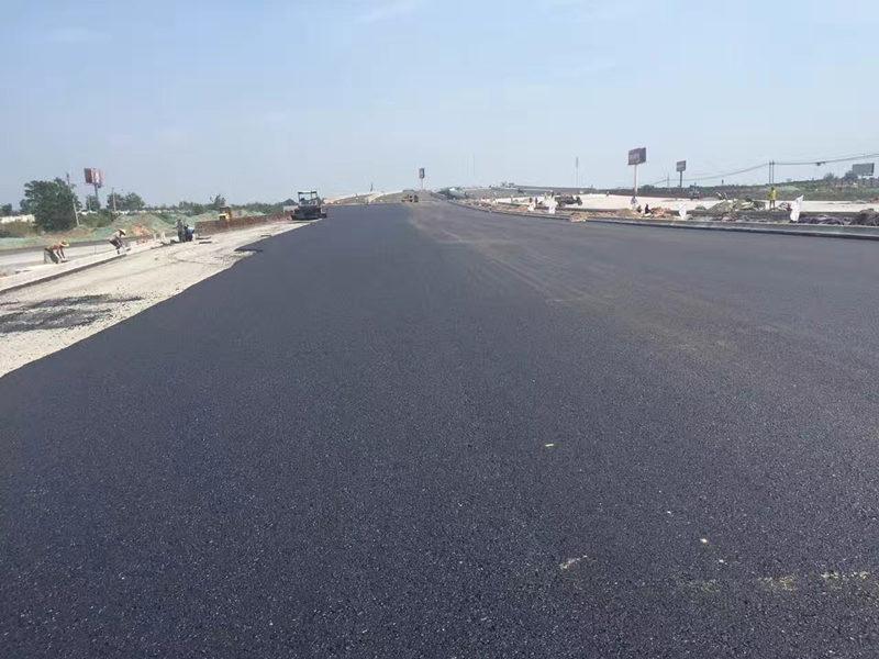 社区道路工程施工