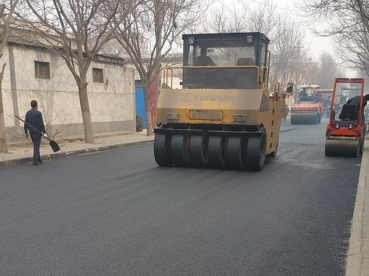 陕西市政道路施工