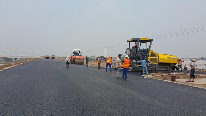 陕西沥青道路施工
