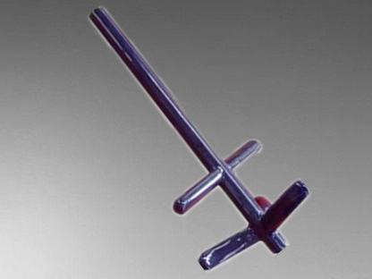 搪玻璃桨式叶轮式组合搅拌器