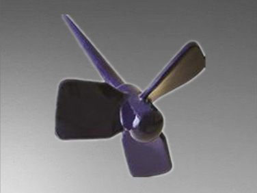 搪玻璃螺旋式搅拌桨