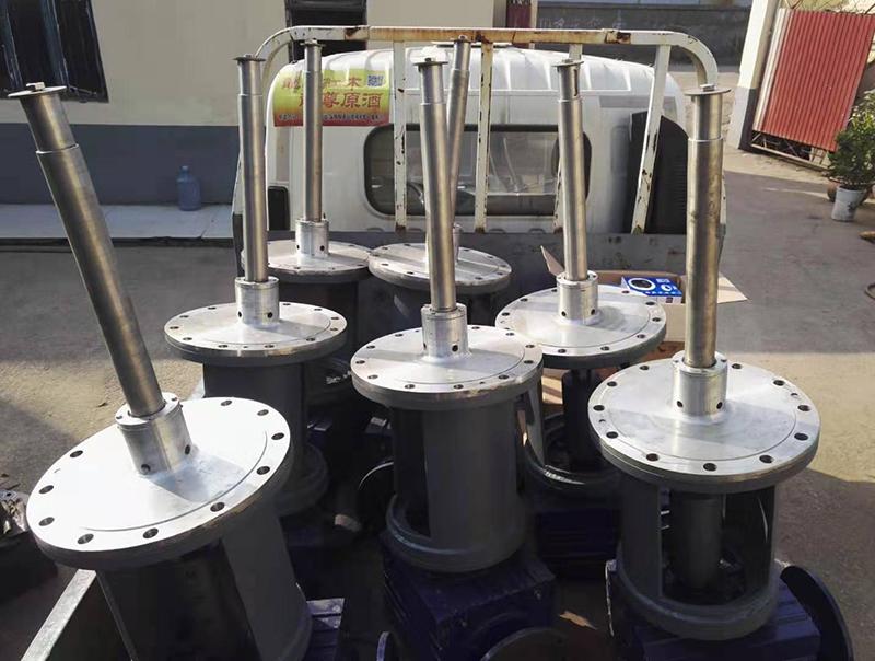 側入式攪拌器