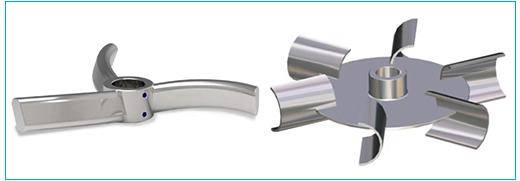 化工攪拌器氣液反應器的選擇原則