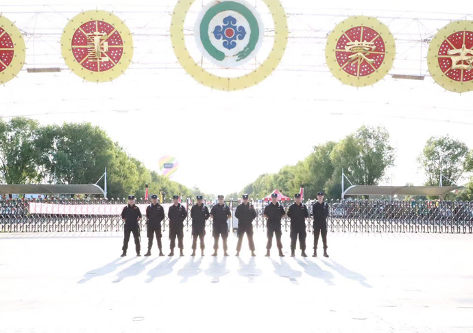 内蒙古保安