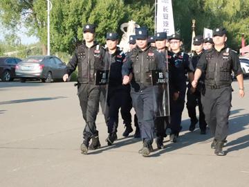 内蒙古巡逻工作
