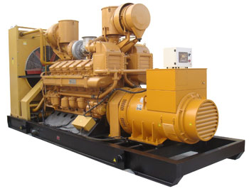 濟柴發電機組系列