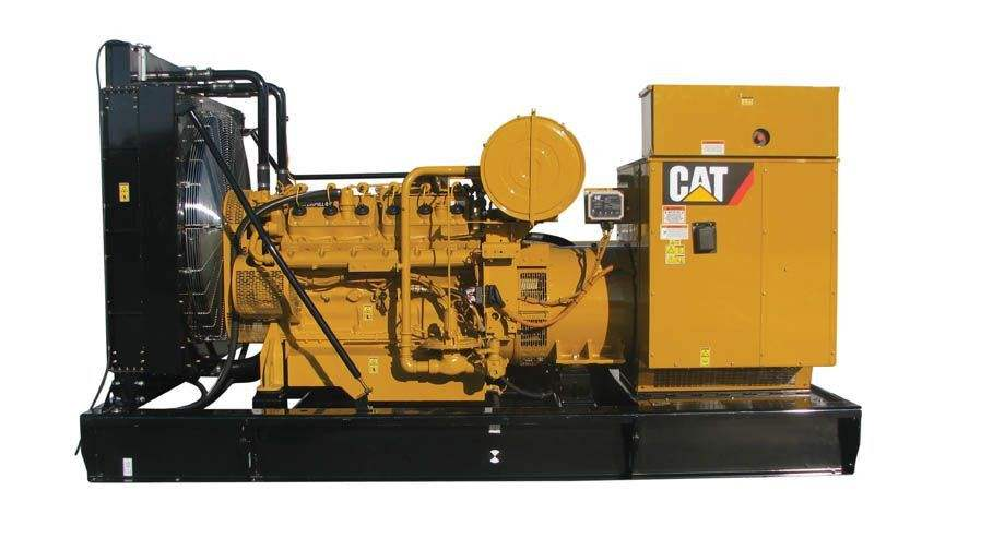 卡特彼勒柴油發電機組