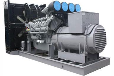 帕金斯发电机组系列(8-1800KW)