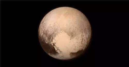 我要我觉得!冥王星降级13年后 NASA局长:它是行星