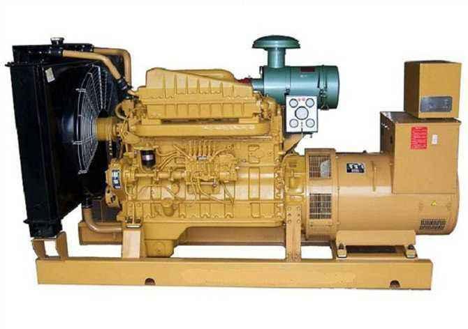 柴油發電機組的發展狀況