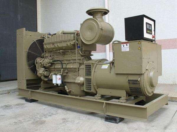 内蒙古发电机批发公司的柴油发电机的功率标定