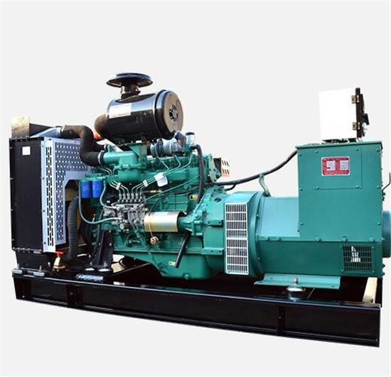 120kw柴油发电机带底部油箱静音发电机