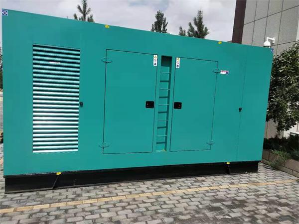 为鄂托克旗人民检察院供应内蒙古静音发电机的成功案例