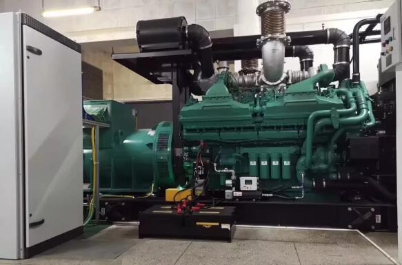 小知識:柴油發電機組機油散熱裝置的運作流程
