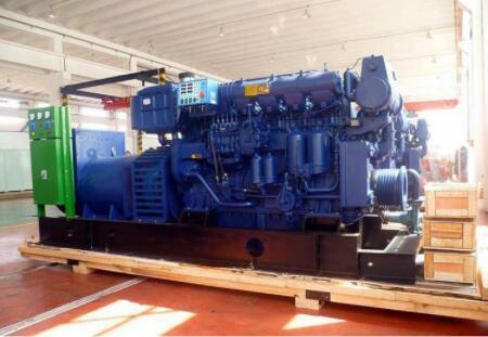 發電機組機房選址條件和內部配置要求