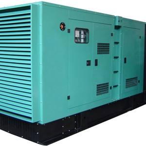 静音柴油发电机组的主要特点及相关介绍