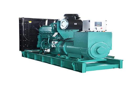 柴油发电机组的型号类型你了解吗