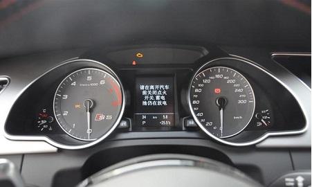 車輛發生故障時有哪些表現?