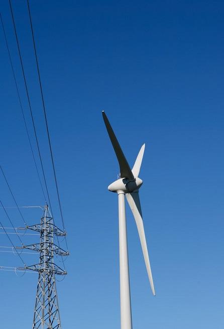 風力機選擇白色的奧秘你知道嗎?