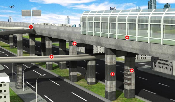 成都加固材料——公路橋梁案例