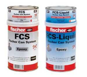 慧鱼罐装加固材料系统 FCS