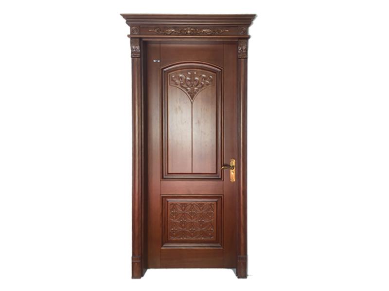 山东实木复合烤漆门
