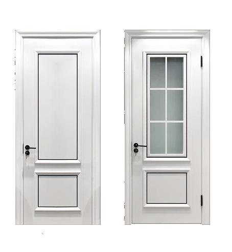 实木门及实木复合门加工制造工艺