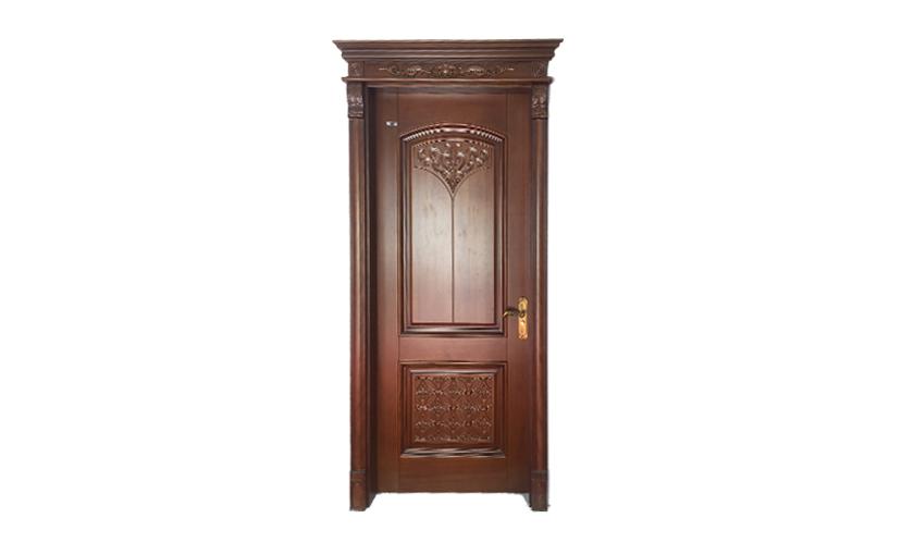 实木门的门体的颜色会存在色差?