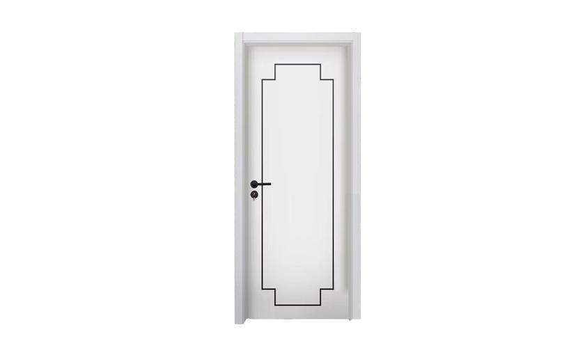 在整木定制家居中木质门包含哪些分类?
