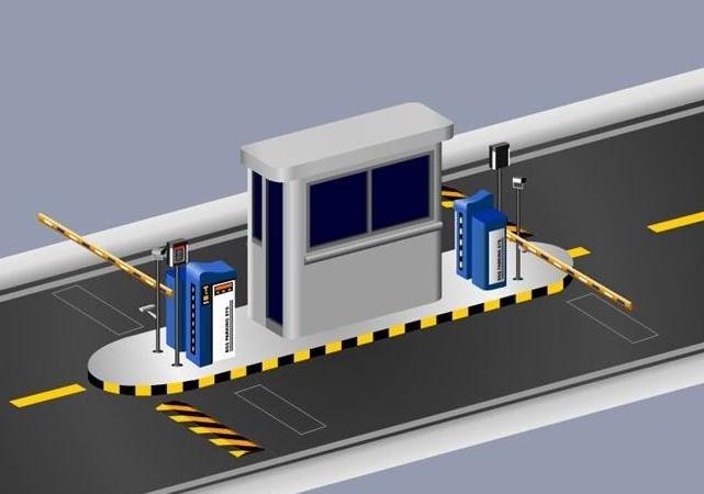 襄阳停车收费系统