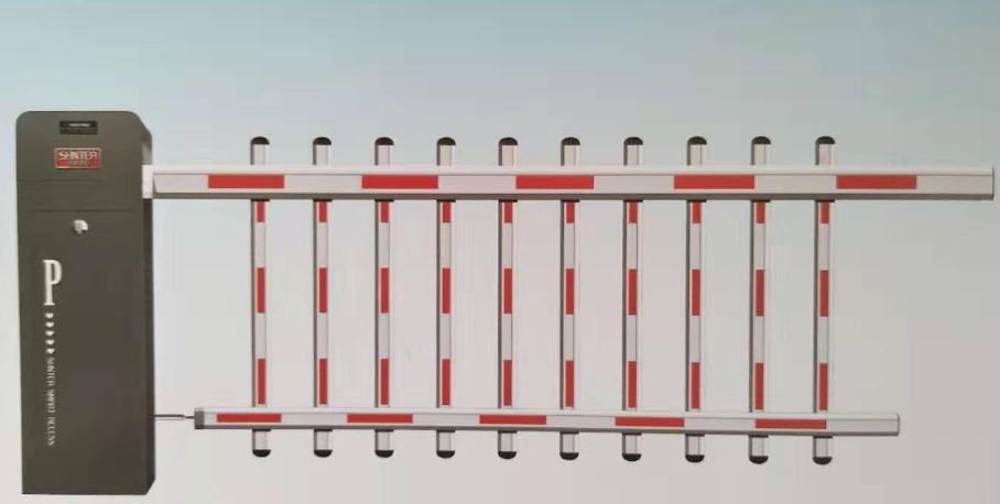 智能道闸门系列——栅栏道闸ST-DZ09(栏栅型)