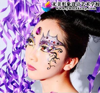 学员作品-紫色的装饰