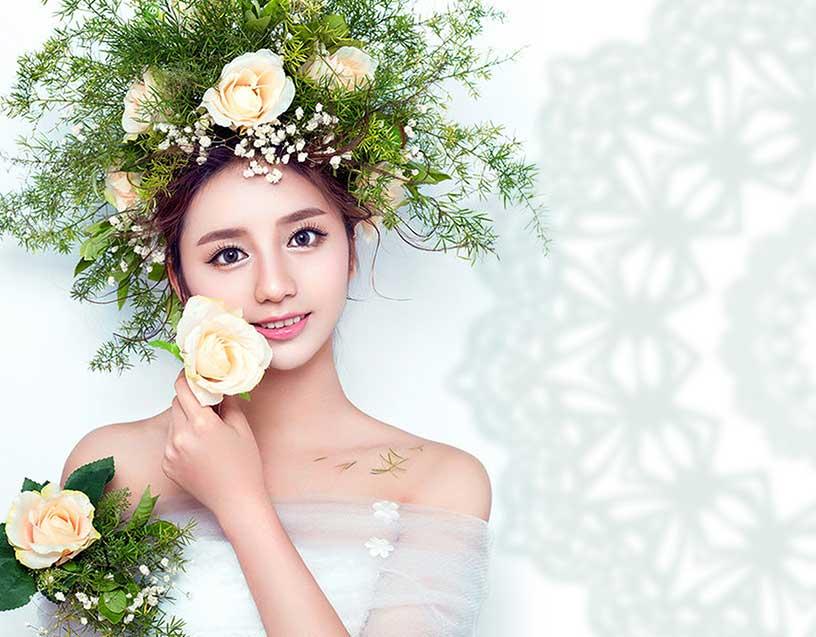 时尚新娘化妆班