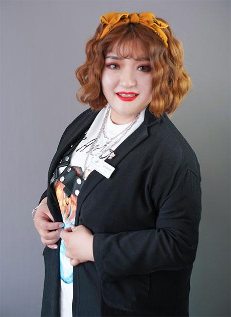 Tina 【尤美技术总监】