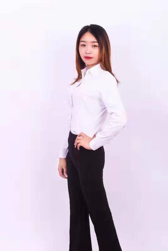 学员李长霞苏荷婚纱摄影