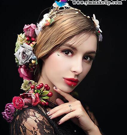 彩妆化妆培训之活出精致的你所需要的几个技巧