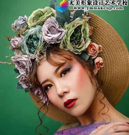 彩妆化妆培训学校的化妆培训方法