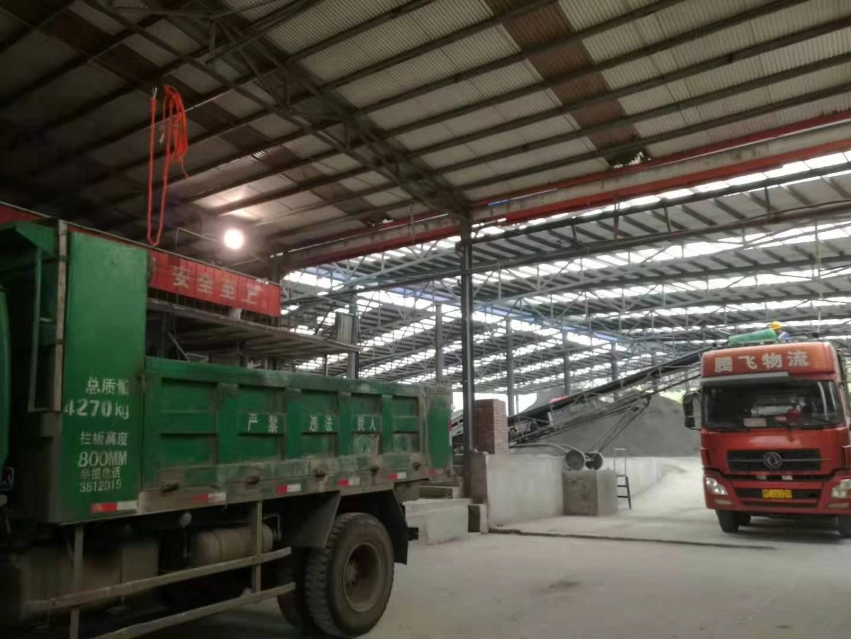 鄂佳肥料装货运输