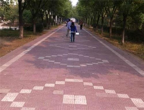 陕西马路彩砖