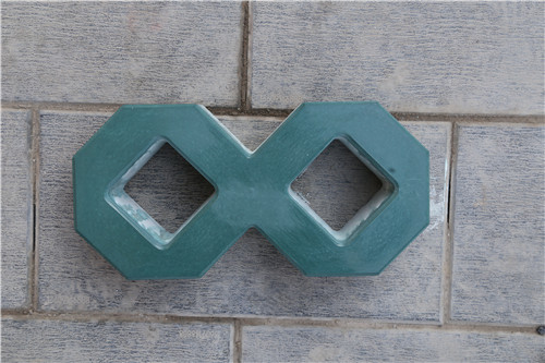 8字草坪砖