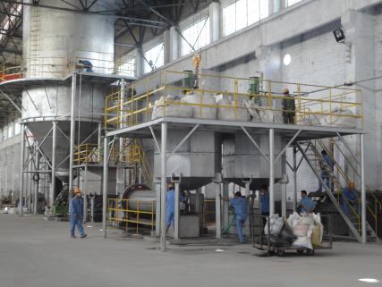 陕西冶金喷雾干燥器厂家