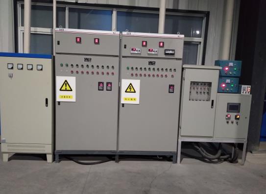 电气自动控制柜使用案例